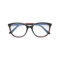 Cartier Armação De Óculos Oversize - Preto