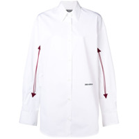 Calvin Klein 205W39Nyc Camisa Com Logo - Branco