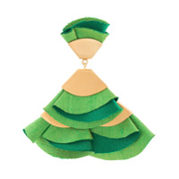 Katerina Makriyianni Brinco 'rose' - Verde