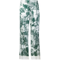 F.r.s For Restless Sleepers Calça 'etere Pajama' - Verde