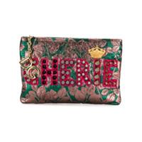 Dolce & Gabbana Clutch 'cherie' - Green