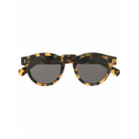 Illesteva Óculos De Sol Tartaruga - Marrom