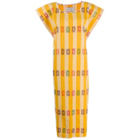 Pippa Holt Kaftan Dress - Amarelo