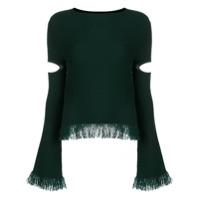 Zoe Jordan Suéter 'laplace' - Green