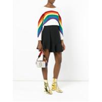Marc Jacobs Bolsa Transversal De Couro 'polka Dot Snapshot' - Estampado