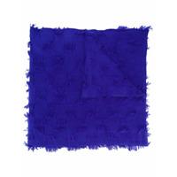 Oyuna Cachecol De Cashmere - Azul