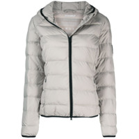 Ecoalf Padded Hooded Jacket - Neutro