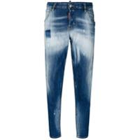 Dsquared2 Calça Jeans 'hockney' - Azul