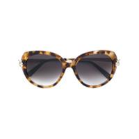 Cartier Óculos De Sol 'panthère De Cartier' - Estampado
