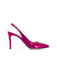 Pollini Sapato Bico Fino - Rosa
