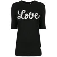 Love Moschino Love T-Shirt - Preto