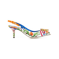 Dolce & Gabbana Sapato 'bellucci' - Estampado