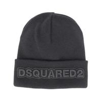 Dsquared2 Chapéu Com Logo Bordado - Preto