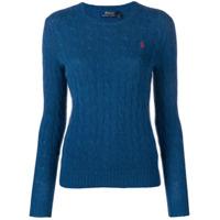 Polo Ralph Lauren Suéter de tricô - Azul