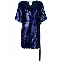 In The Mood For Love Vestido Jacqueline - Azul