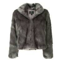 Unreal Fur Jaqueta 'delish' - Cinza