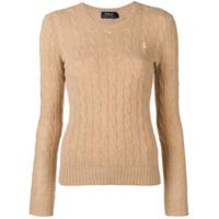 Polo Ralph Lauren Suéter De Tricô - Neutro