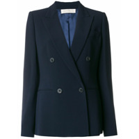 Mantu Double Breasted Blazer - Azul