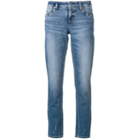 Cambio Stud Embellished Jeans - Azul