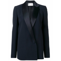 Lanvin Shawl Lapel Fitted Jacket - Azul