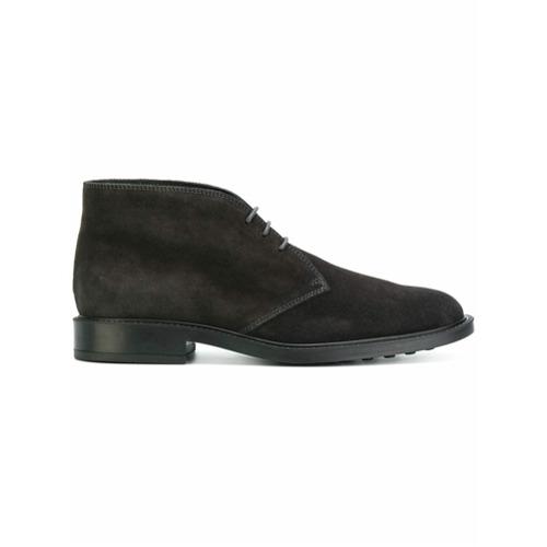 Imagem de Tod's Ankle boot de camurça - Cinza