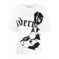 Siberia Hills Camiseta Dark Queen Com Estampa - Branco