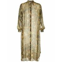 Andreas Kronthaler For Vivienne Westwood Camisa Longa 'arab' - Estampado