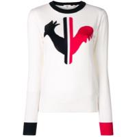 Rossignol Suéter W Alaya - Branco