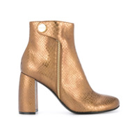 Stella Mccartney Ankle Boot 'alter' - Metálico