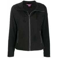 Colmar Hooded Fitted Jacket - Preto