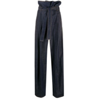 Stella Mccartney Calça Pantalona Harley - Azul