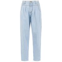 Amapô Calça Jeans Ice Pregas - Azul