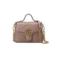 3096d9b73 Gucci Bolsa 'GG Marmont' mini - Vermelho | iLovee