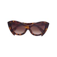 Fakbyfak Óculos De Sol Gatinho - Marrom