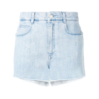 Stella Mccartney Short Jeans All Is Love - Azul