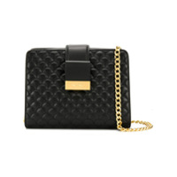 Visone Margott Crossbody Bag - Preto