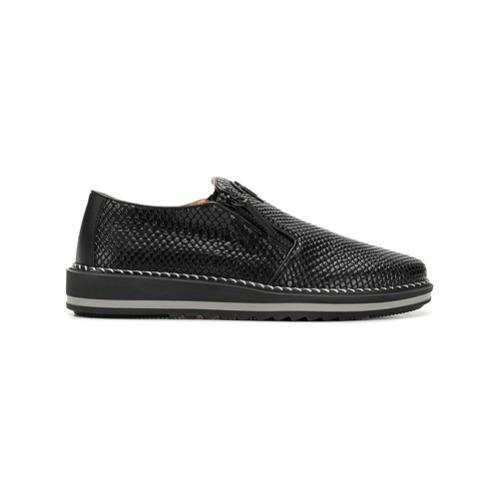Imagem de Giuseppe Zanotti Design Ron slippers - Preto