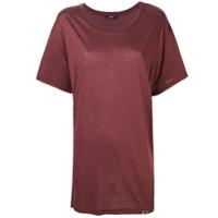 Diesel Camiseta 't-Overy' - Marrom