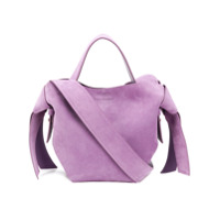 Acne Studios Musubi Mini Shoulder Bag - Roxo