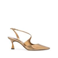 Casadei Sapato Visio - Dourado