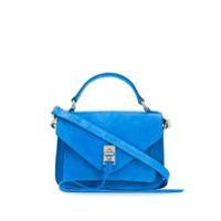 Rebecca Minkoff Bolsa Transversal Mini - Azul
