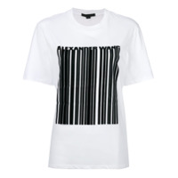 Alexander Wang Camiseta Com Estampa - Branco