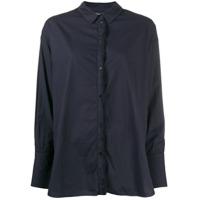 Kristensen Du Nord Buttoned Shirt - Azul