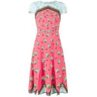 Mary Katrantzou Vestido Floral 'osmond' - Estampado