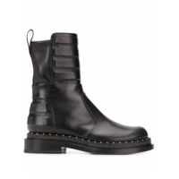 Ermanno Scervino Ankle Boots - Preto