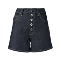 Eve Denim Leo Shorts - Azul