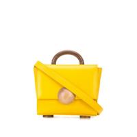 Bakari Bolsa Mini Tussaud - Amarelo