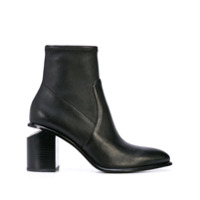 Alexander Wang Anna Slip-On Ankle Boots - Preto