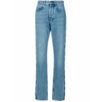 Givenchy Calça Jeans Com Estrelas - Azul