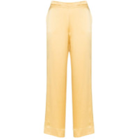 Asceno Calça Reta - Amarelo